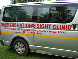 Save the Nation's Sight Clinic
